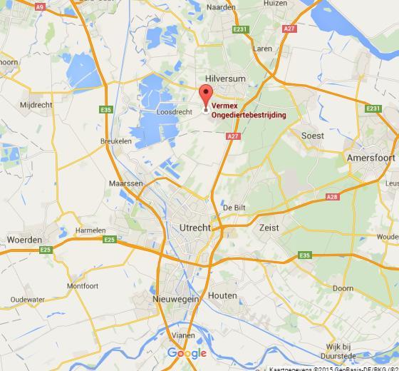 Locatie voor site Vermex